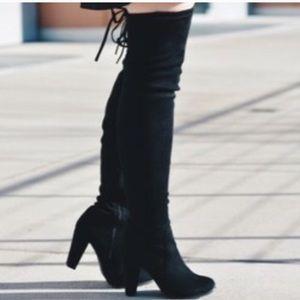 Catherine Malandrino Sorcha Black Boots